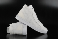 Adidas Originals Court Vantage Mid White Core Black Sneaker