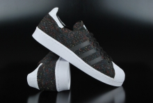 Adidas Originals Superstar 80s Primeknit Core Black White...