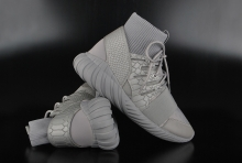 Adidas Originals Tubular Doom Solid Grey Silver Metallic...