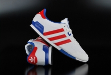 Adidas ZX700 Be Lo W Color Running White Collegiate Red...