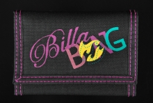 Billabong Caliste Black Wallet Portemonnaie