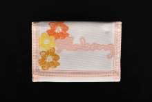 Billabong Flower Wallet Rose Geldbeutel