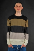 Billabong Spacer Sweater Dark Khaki
