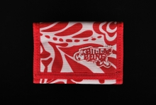 Billabong Tribal Wallet Red Geldbeutel