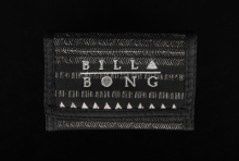 Billabong Tribe Wallet Black Geldbeutel
