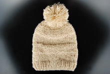 Billabong Yancy Beanie Oatmeal Heather Bommelmütze