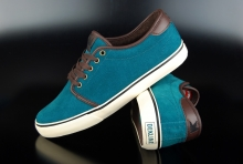 Dekline Santa Fe Atlantic Antique Skaterschuh