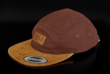 Element Bixta 5-Panel Cap Merlot, onesize