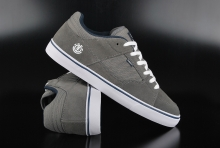 Element GLT 2 Black Charcoal Skaterschuhe