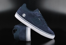 Element GLT 2 Navy Napa Skaterschuhe