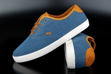 Element Lockhart Premium Sneaker Navy