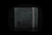 Element Portemonnaie Endure Wallet Leather Black