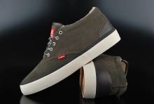 Element Preston Timber Charcoal Sneaker