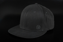 Element Radical 6-Panel Cap Black