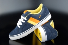 Element Billings Navy 2014 Skate Shoe