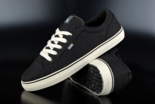 Element Carnegie 2 Black Skater Shoes