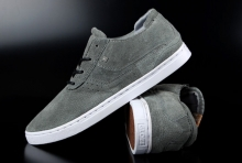 Globe Comanche Low Grey Skaterschuh