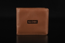 Globe Corroded II Wallet Portemonnaie Brown