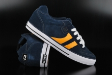 Globe Encore 2 Navy Yellow Skaterschuhe
