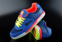 Globe Barracuda Schuh Twilight Blue Infrared