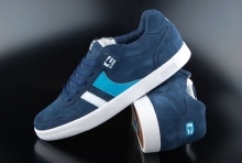 Globe Encore Generation Navy Teal Sneaker