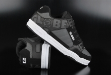 Globe Tilt Black Shadow Schuhe