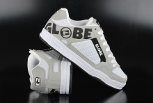 Globe Tilt White Grey Black Schuhe