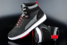K1X Boot GK 3000 Le Black Grey Red Sneaker