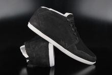 K1X MTP LP LE Black White Mid Top Sneaker