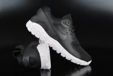 Nike Koth Ultra Low Black Black White Sneaker