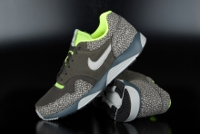 Nike Lunar Terra Safari Newsprint Dusty Grey Volt...