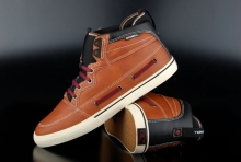 Oneill Schuhe Hightide Rust Red