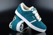 Osiris CH2 Sneaker Blue Tan White