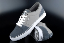 Osiris Sneaker Decay Charcoal Grey White