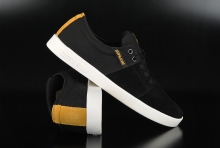 Supra Stacks II Black White Sneaker 08183-005