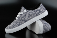 Supra Womens Wrap Grey Pattern Sneaker