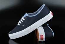 Vans Authentic T&C Sneaker Dress Blues Captain Blue