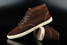 Vans Houston Sneaker Fleece Espresso Bison