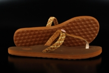 Vans Krista Braid Sandale Brown Sugar Doe
