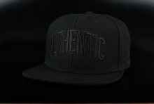 Vans Snapback Authentic Blackout