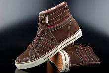 Vans Corrie Hi Hiker Brown Turtledove High-Top Sneaker