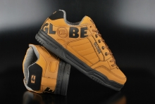 Globe Tilt Wheat Black Winter Skaterschuhe