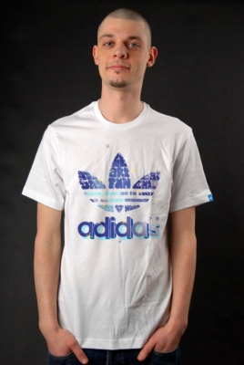 Adidas Originals T-Shirt We R Fun White