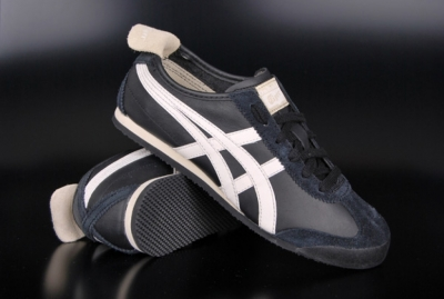Asics Onitsuka Tiger Sneaker Mexico 66 Black Off White