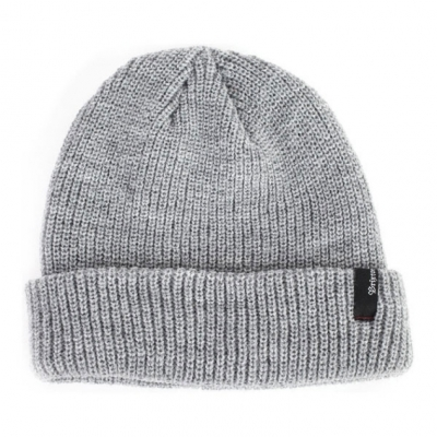 Brixton Beanie Heist Beanie Light Heather Grey Mütze