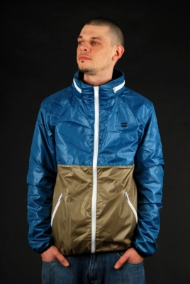 Billabong Windbreaker Amphibious Naval Blue Jacke