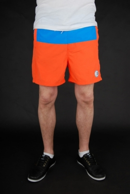 Billabong Shorts Tones Neo Orange Hose