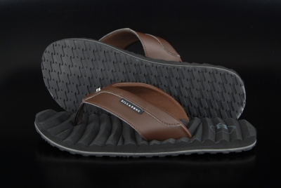 Billabong Badelatschen Boulder Thong Sandals Brown