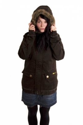 Billabong Winterjacke Lucilia Charcoal