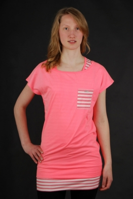 Billabong Kleid Agata Coral Kiss T-Shirt